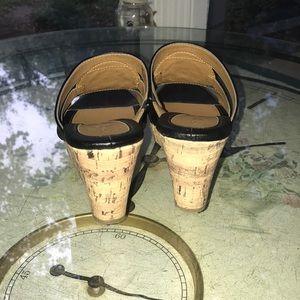 Jaclyn Smith Shoes - Boho wedges- 5